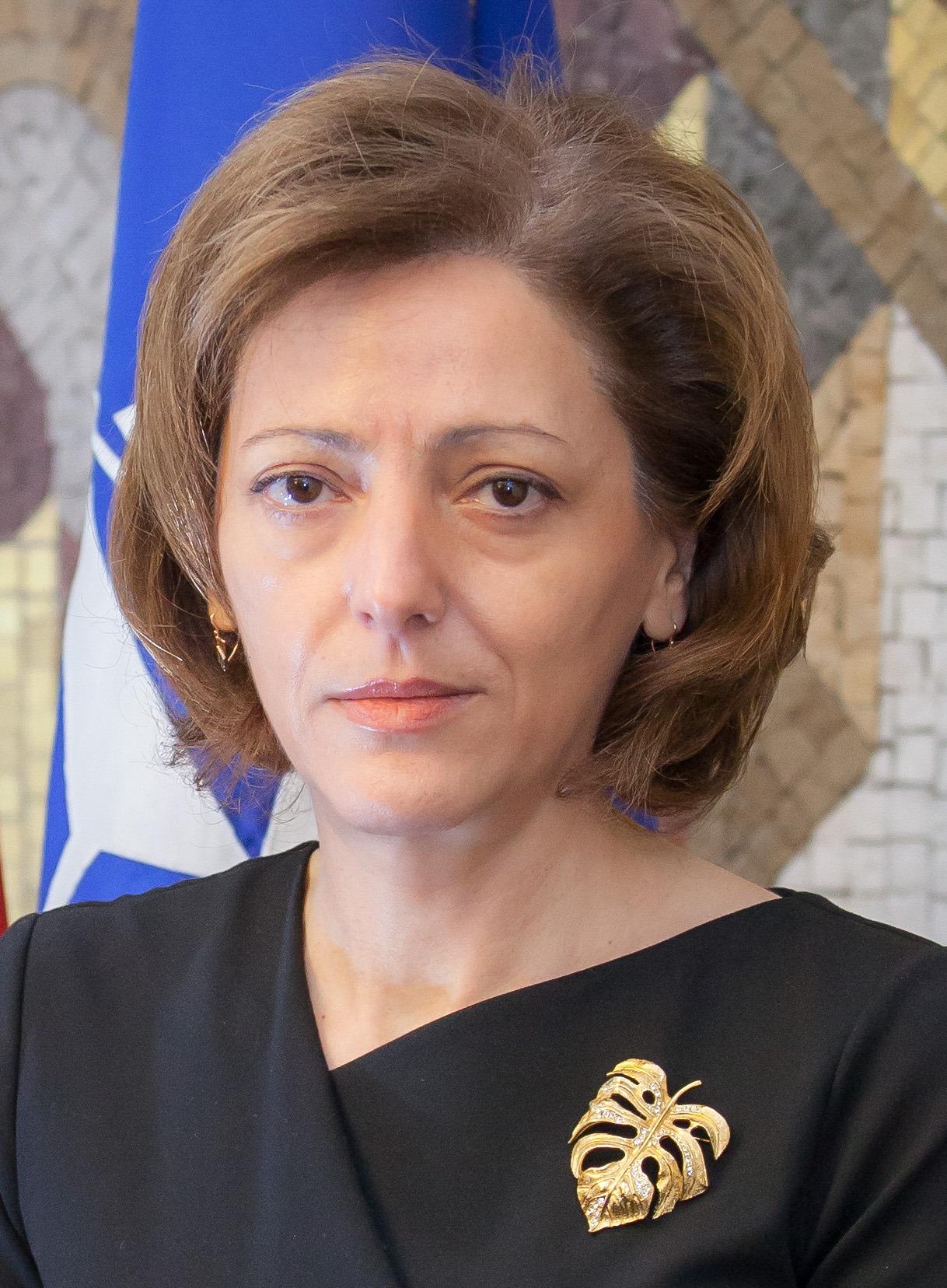 I. E. ELENA SHEKERLETOVA